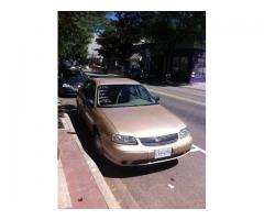 Chevrolet Malibu v6 2002