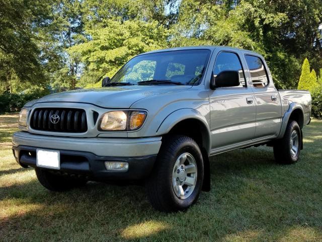2001 Toyota Tacoma TRD 4x4