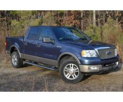 2005 Ford F-150 4WD