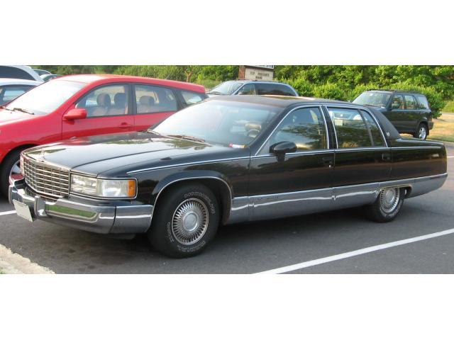 93 Cadillac Fleetwood brougham