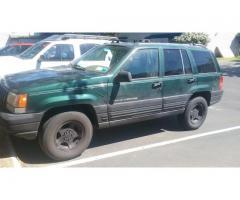 1998 Jeep Cherokee Laredo